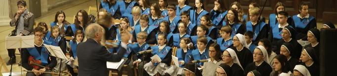 El col·legi Mater Salvatoris celebra el 70 aniversari