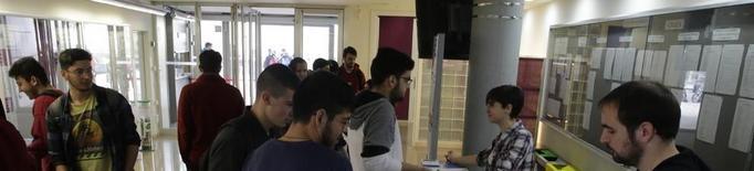 Menys candidats estudiantils que places a cobrir al claustre de la UdL