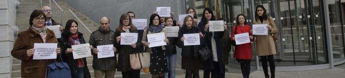 L'aturada dels lletrats de Justícia obliga a suspendre 40 causes