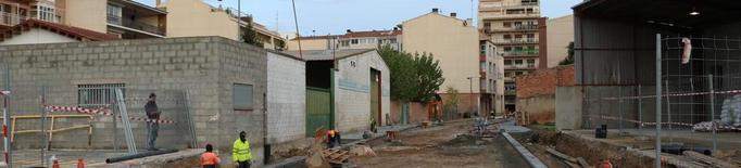 Mollerussa, amb un centre nou i més zones per a vianants
