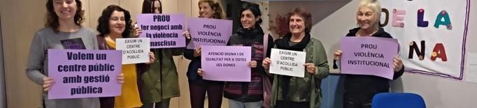 Ocupen el Casal de la Dona a Lleida per exigir un centre públic per a maltractades
