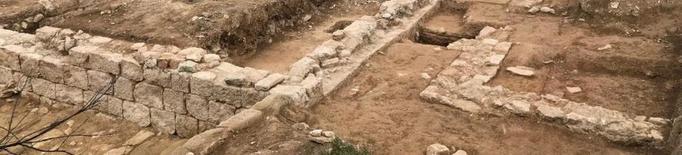Troben a Tragó restes d'un monestir del XII i d'una possible vila romana