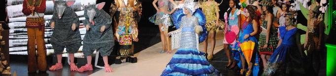 La Boscana de Bellvís inspira un disseny dels Vestits de Paper
