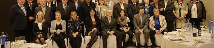 Reconeixement al doctor Joan Viñas