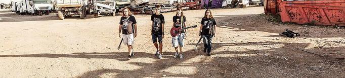 La banda fragatina El Único Problema torna als escenaris
