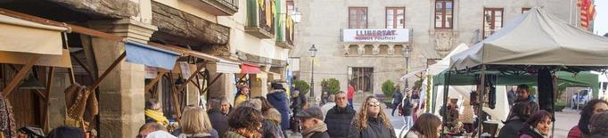 Més esperit festiu a Cervera