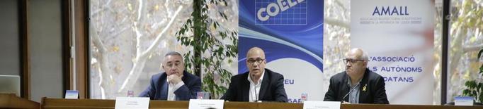 Els autònoms de Lleida aposten per simplificar el tràmit per donar-se d'alta