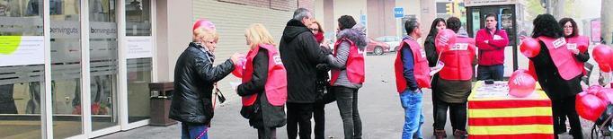 Campanya per no comprar els diumenges ni els dies festius