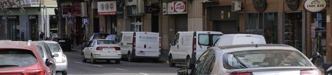 Veïns de l'Escorxador denuncien excés de velocitat i inseguretat al barri