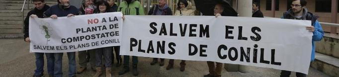 Demanen anul·lar les llicències de la planta d'Ossó