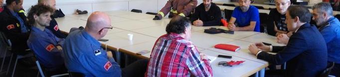 Un 20 % menys d'efectius als parcs de Bombers de Lleida