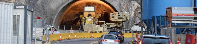 El túnel de Tres Ponts avançarà vuit metres al dia