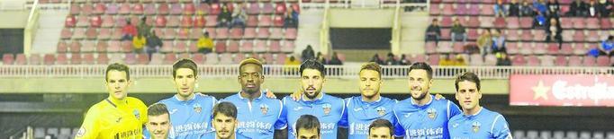 El Lleida Esportiu es manté com a líder en solitari