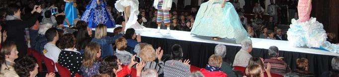 Els Vestits de Paper atreuen 600 persones