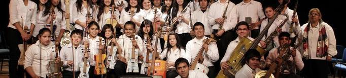 L'orquestra filharmònica de l'abocador
