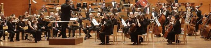 Valsos i danses omplen l'Auditori