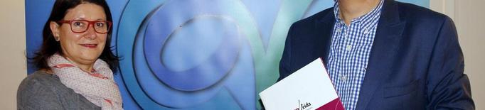 El Col·legi de Veterinaris renova la col·laboració amb l'IRBLleida