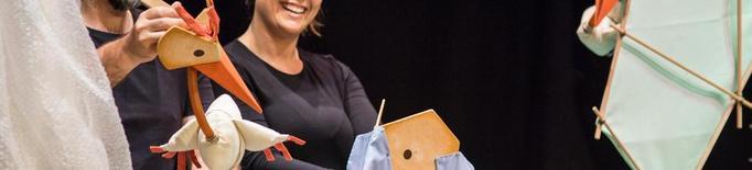 Nou cicle 'Joc al Ninot' de Lleida, amb cinc obres de titelles