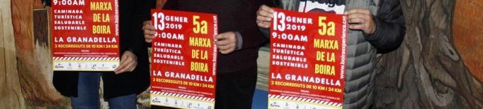 La Granadella acull diumenge la 5a edició de la Marxa de la Boira