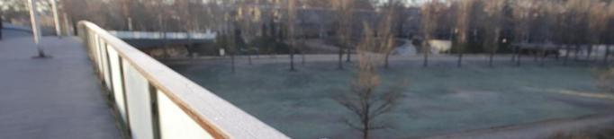 El primer temporal de l'hivern deixa 20 cm de neu i complica el trànsit a Aran i Pallars