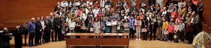 Lleida 'tanca' el Nadal amb l'entrega de premis dels concursos de pessebres