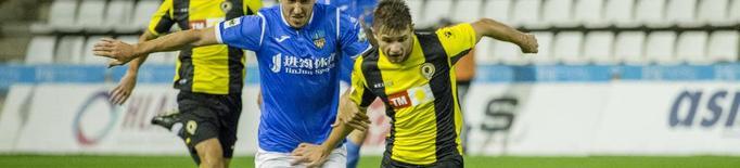 Almagro deixa el Lleida