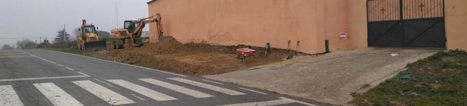 Benavent repara la façana del cementiri, que costarà 15.000 €