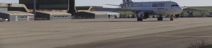 Alguaire va rebre 45.500 viatgers el 2018, per sobre de deu aeroports de la xarxa d'Aena