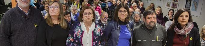 """La Crida es presenta a Tàrrega com a """"vehicle"""" per a la República"""