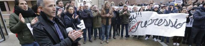 L'alcalde d'Alcarràs rebutja declarar al jutge per l'1-O