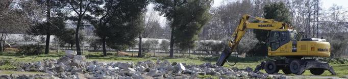 S'inicien les obres a la vella Hípica per traslladar-hi les firetes al maig