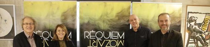 'Rèquiem' de Mozart per recordar el mestre Lluís Virgili