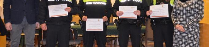 Un sargent assumirà les funcions de cap de policia a Mollerussa al jubilar-se set agents