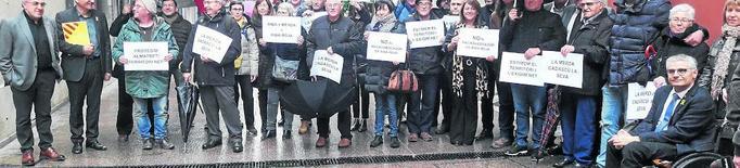 La Diputació avala la comissió Boreas amb el 'sí' de tots els grups