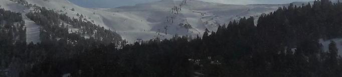 Les pistes actuen contra allaus i asseguren l'esquí el cap de setmana
