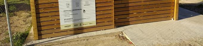 El Segrià instal·la càmeres de vigilància a les 25 deixalleries del porta a porta