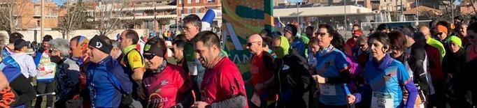 Carulla i Artal guanyen a Puigverd la 11a Cursa de la Serra