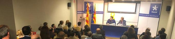 El PDeCAT prepara les municipals després de la crisi al partit a Lleida