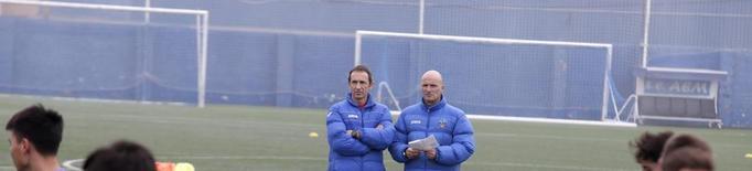 """Joan Carles Oliva: """"Lluitarem per ser primers"""""""