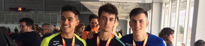 Aleix Porras, campió sub-23 de 400 metres d'Espanya