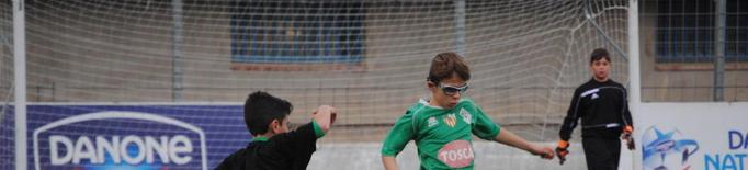 Mollerussa acull una fase prèvia de la Danone Cup