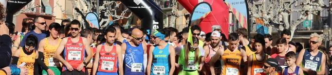 Més de set-cents atletes a Balaguer