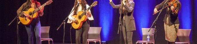 El concert solidari de Las Migas recapta més de 5.000 euros