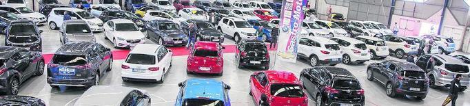 Agr'auto, amb més de cent vehicles d'ocasió d'entre 5.200 i 27.500 euros