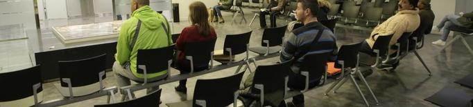 Més de 3.700 lleidatans amb feina busquen un nou lloc de treball