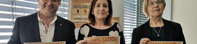 Arriba a Lleida la primera edició del festival Rock pels Xuklis d'Afanoc
