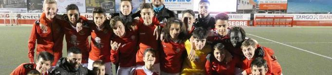 El Nàstic de Tarragona s'adjudica el torneig d'infantils de l'Atlètic Segre