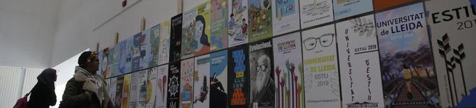 La UdL, amb 65 cartells per a la Universitat d'Estiu