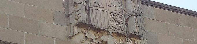 La Paeria preveu retirar l'escut franquista de Gardeny
