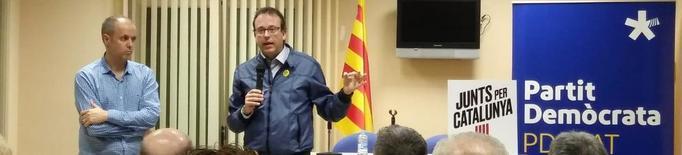 El PDeCAT ratifica Marc Solsona com a alcaldable a Mollerussa